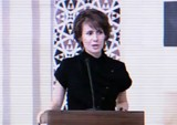 Syrian First Lady Silent on Syria's Human Rights Record